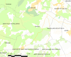 Map commune FR insee code 30330.png
