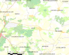 Map commune FR insee code 49163.png