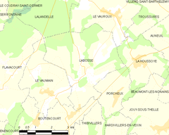 Map commune FR insee code 60331.png
