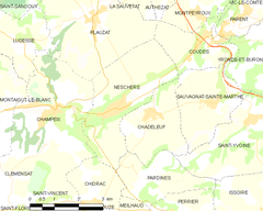 Map commune FR insee code 63250.png
