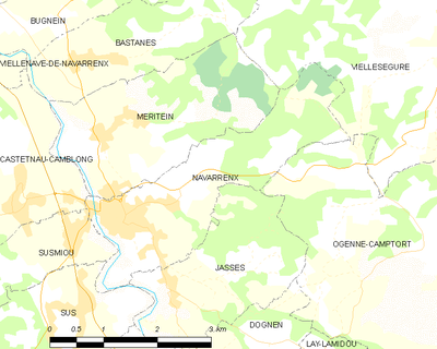 Map commune FR insee code 64416.png