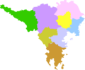 Map of Cangnan County.png