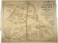 Map of the Battles of Bull Run Near Manassas WDL2743.png