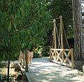 Maquette de pont à roues à Clos Lucé.JPG