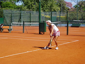 Mar%C3%ADa Irigoyen %28training session with T. Bua%29