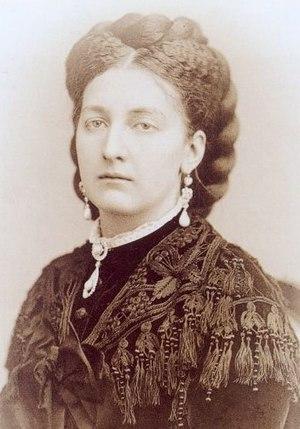 María Victoria, Reina consorte de Amadeo I, Rey de España