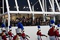 Marching band performs at 57th Presidential Inauguration Review Stand 130121-Z-QU230-263.jpg