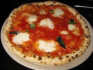 A16 (restaurant) - A Pizza Margherita at A16