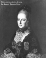 Maria Anna of Austria - Miramare Castle, Trieste.png