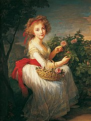 Maria Christina of Naples and Sicily (Vigée-Lebrun)