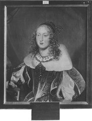Maria Leopoldina? (1632–1649), Archduchess of Austria, Consort of Emperor Ferdinand III by His Second Marriage