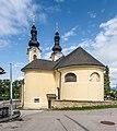 Maria Rain Kirchenstrasse 61 Pfarrkirche Mariä Himmelfahrt OSO-Ansicht 13072018 3868.jpg