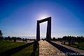 Martyrs of the Nation Monument Kleqk, Kosova.JPG