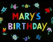File:Mary's Birthday (1951).webm