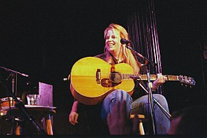 Mary Chapin Carpenter - Mary Chapin Carpenter, Bottom Line NYC