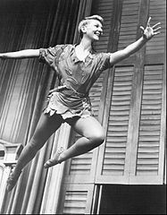 Mary Martin In Peter Pan 1956