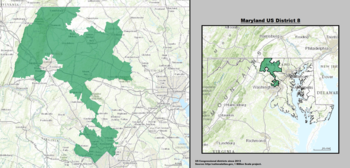 Maryland US Congressional District 8 (since 2013).tif