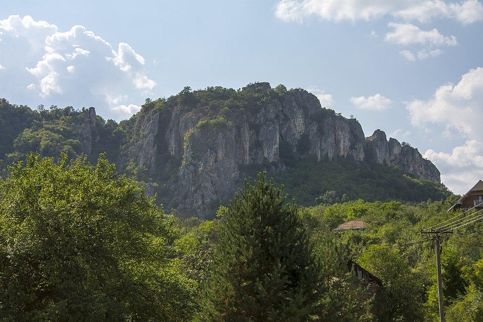 Masiv Greben planine