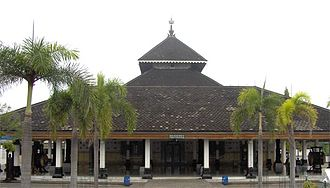 Spread of Islam in Indonesia - Grand Mosque of Demak, the first Muslim state in Java