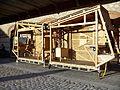 Matadero de Arganzuela, estructura de madera, Madrid, España, 2015.jpg