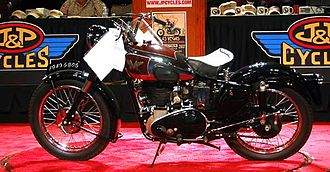 Matchless - 1949 Matchless G80S at auction in 2007