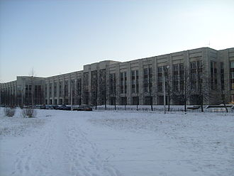 Saint Petersburg State University - The Faculty of Mathematics and Mechanics in Peterhof