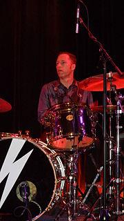 Matt Walker (drummer) American musician