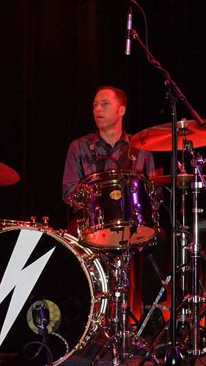 Matt Walker (drummer) - Walker in 2014
