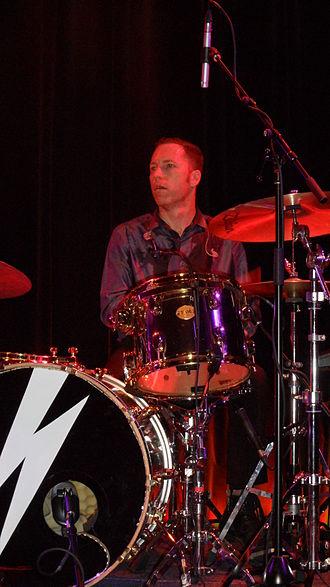 Matt Walker (drummer) - Walker in 2014