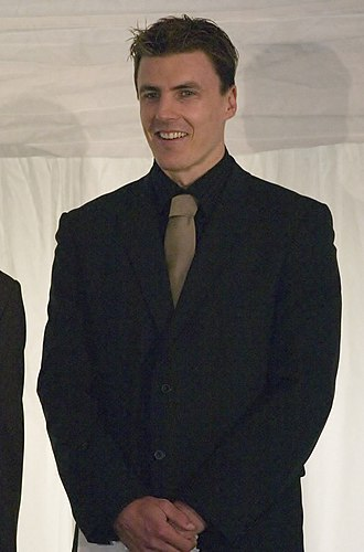 Matthew Lloyd - Lloyd in 2005