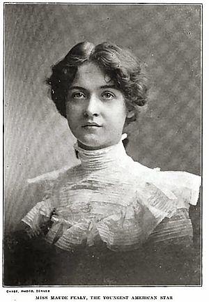 Maude Fealy - Sunset Magazine 1901