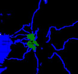 Mau Forest Wikipedia - Kenya rivers map