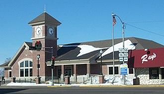 Mauston, Wisconsin - Mauston Library