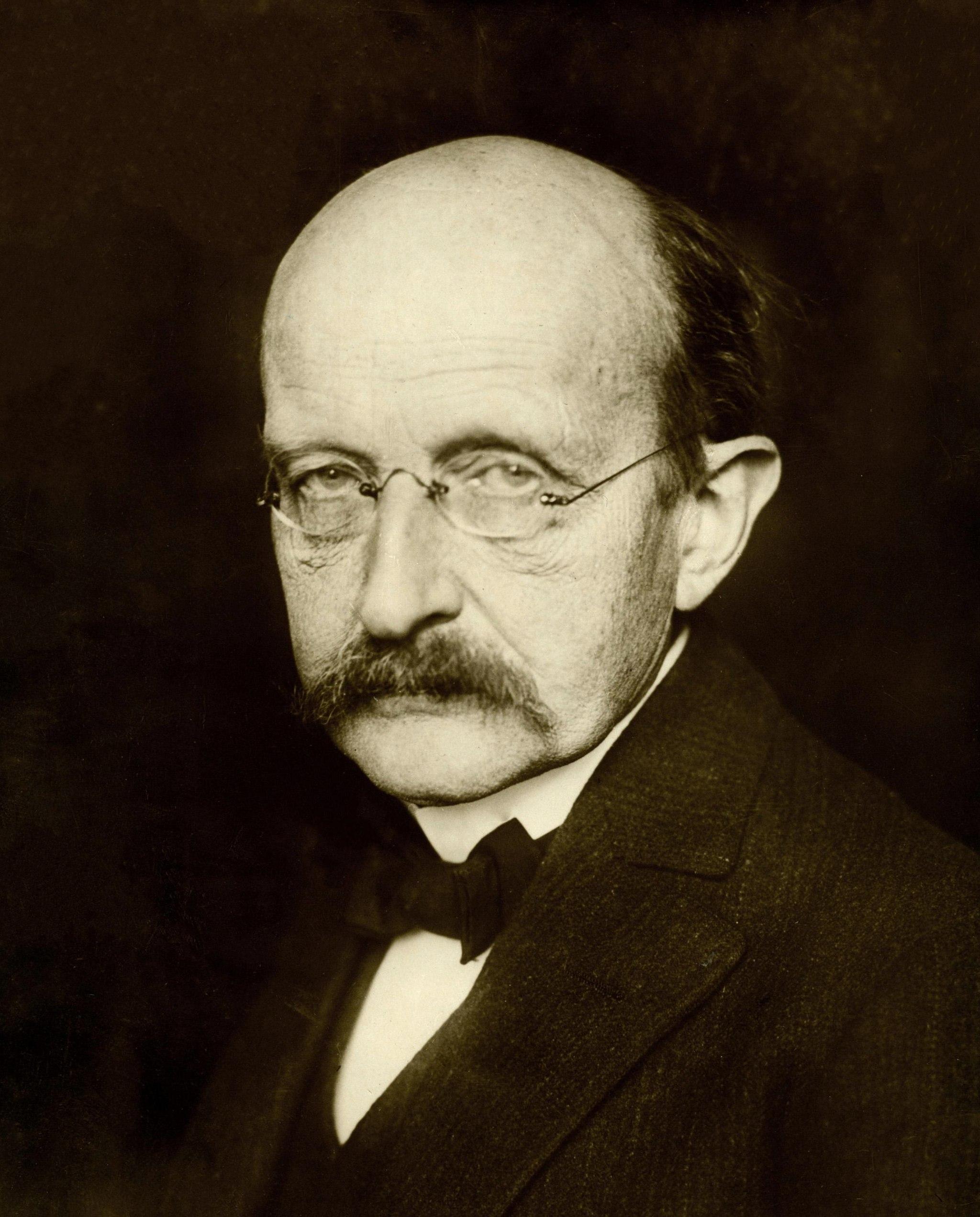 Max Planck 1933