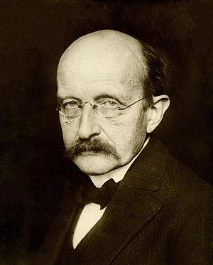 Modern physics - Image: Max Planck 1933