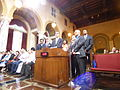 Mayor Eric Garcetti celebrates LGBT Heritage Month in Council Chambers of Los Angeles City Hall (14404528273).jpg