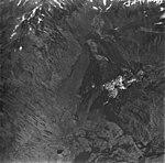 McCarty Glacier, remnant of tidewater glacier mostly turned into rock glacier, September 4, 1977 (GLACIERS 6636).jpg