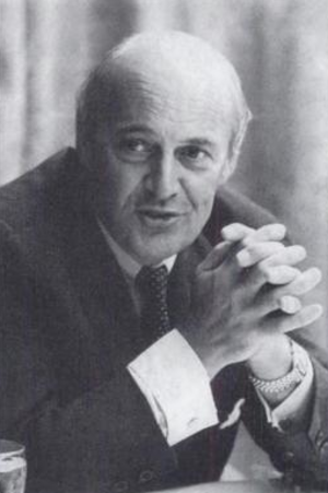 Charles Peter McColough - Photo of the late C. Peter McColough, founder of the Xerox Corporation.
