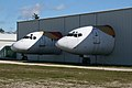 McDonnell Douglas DC-9-32 EC-BYE & Boeing 727-256Adv EC-CFG Iberia (8444459210).jpg