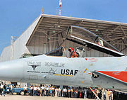 McDonnell Douglas F-15A-1-MC Eagle 71-0250