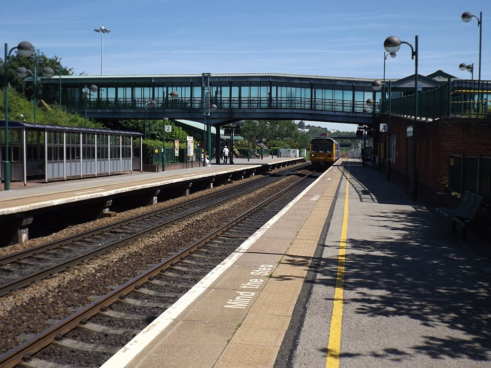 Meadowhall Station p1 2018
