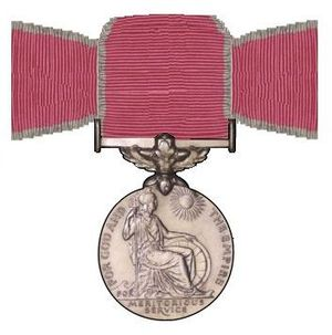1953 Coronation Honours - The British Empire Medal for meritorious service