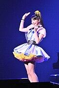 Megumi Nakajima performing at Nokia Theater LA Live.jpg