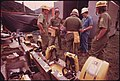 Members of the Beth Elkhorn Coal Company Begin Donning Their Equipment to Prepare for the Kentucky State Mine Safety Contest at Benham, near Cumberland 10-1974 (3906469361).jpg