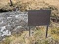 Memorial plaque, Loch Teàrnait - geograph.org.uk - 449430.jpg