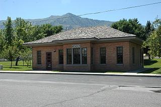 Mendon, Utah City in Utah, United States
