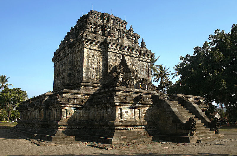 File:Mendut Temple Afternoon.jpg
