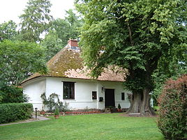 House that Menno Simons is believed to have worked in