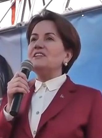 2016 Nationalist Movement Party Extraordinary Congress - Image: Meral Akşener (cropped)