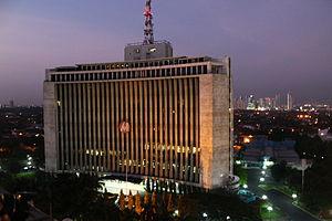 Meralco Avenue - Meralco Building